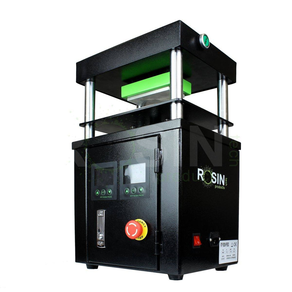 Rosin Tech All-In-One Hydraulic Heat Press