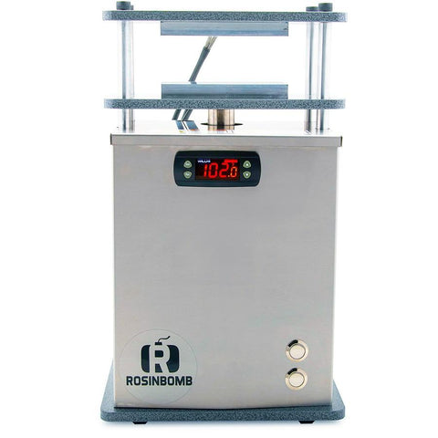 Image of RosinBomb M-50 Personal Electric Rosin Press