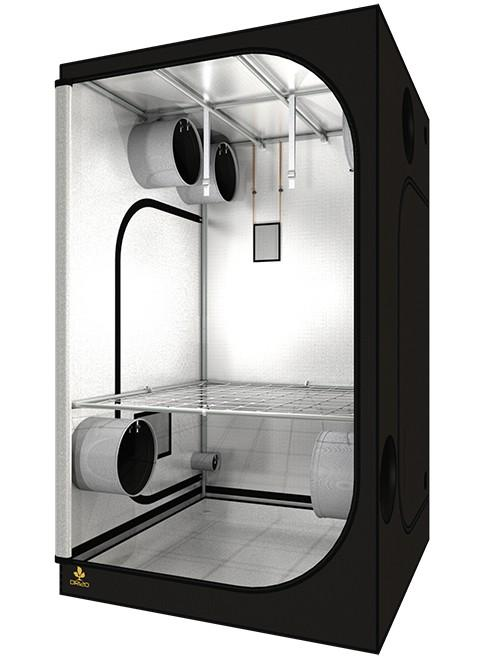 Secret Jardin Dark Room 120 Grow Tent (4 x 4 Feet)
