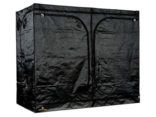 Secret Jardin Wide Dark Room 240 Grow Tent (8 x 4 Feet)