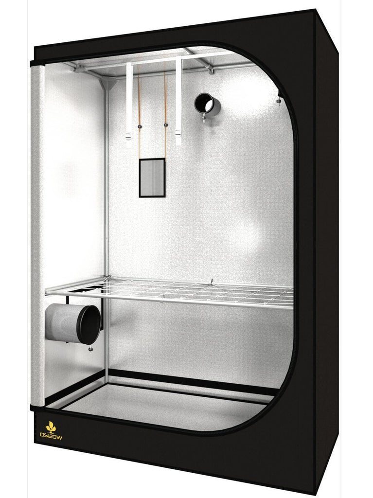 Secret Jardin Wide Dark Street 120 Grow Tent (4 x 2 Feet)