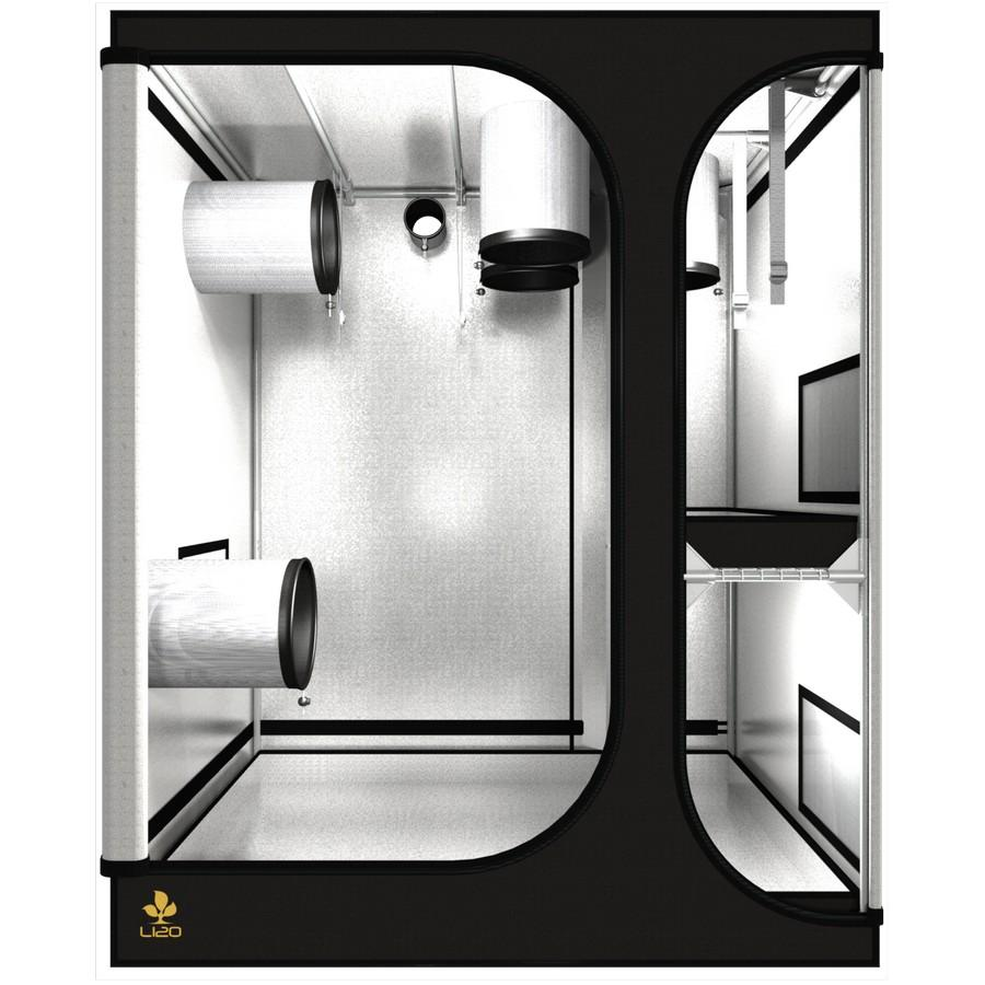 Buy Secret Jardin Lodge 7 7-In-7 Grow Tent (7 x 7 Feet) Online ...