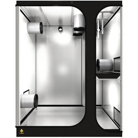 Secret Jardin Lodge 160 Grow Tent (5.25 x 4 Feet)