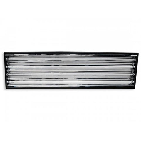 Image of Yield Lab 4 Foot 4 Bulb Fluorescent Fixture (with 54 Watt 6400K bulbs)
