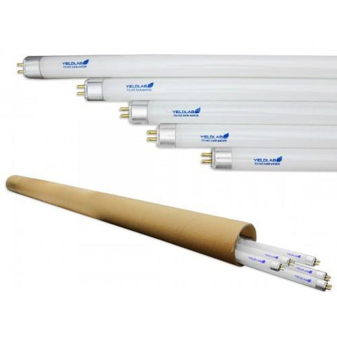 Yield Lab 4 Foot T5 Fluorescent Bulb 54 Watt 6400K