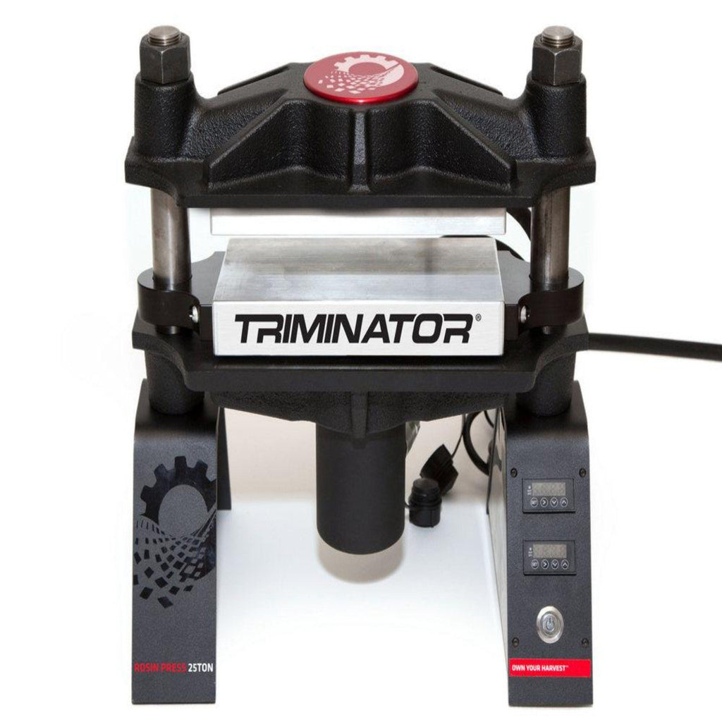Triminator TRP 25 Ton Hydraulic Rosin Press