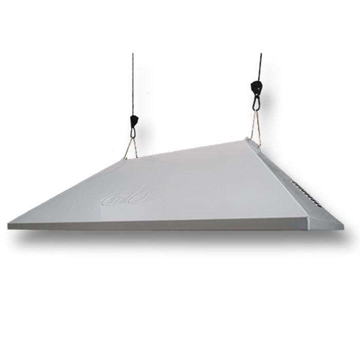 Triple X2 Double-Ended Open Hood Reflector For HPS & MH