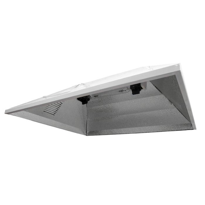 Triple X2 Double-Ended Hood Reflector For HPS & MH
