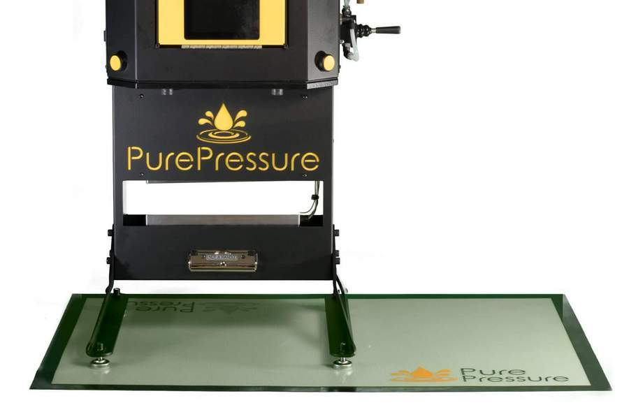 PurePressure Silicone Extraction Work Mat