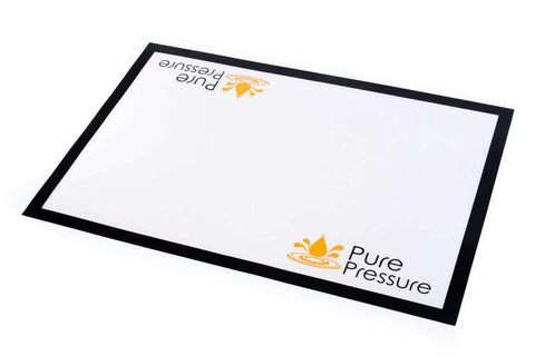 Image of PurePressure Silicone Extraction Work Mat