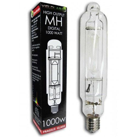 Yield Lab 1000 Watt Cool Hood HPS & MH Kit