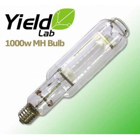 Yield Lab 1000 Watt MH Grow Light Bulb