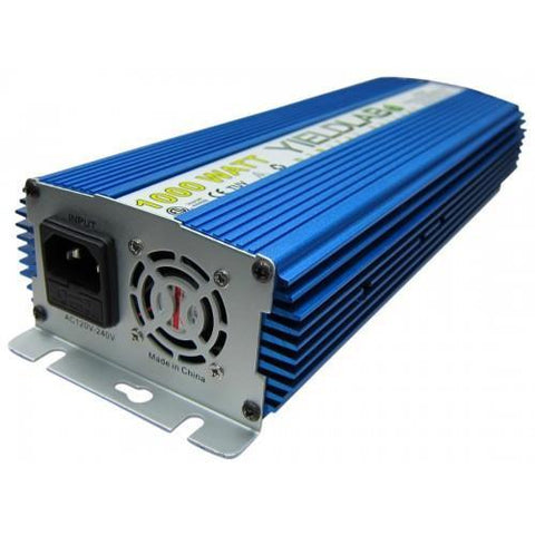 Yield Lab 1000 Watt Slim Line Digital Dimming Ballast
