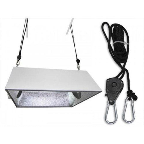 Yield Lab 400 Watt Wing Reflector HPS & MH Kit