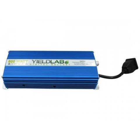 Yield Lab 600 Watt Slim Line Digital Dimming Ballast