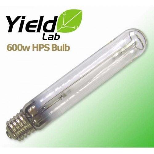 Yield Lab best 600 Watt HPS Grow Light Bulb