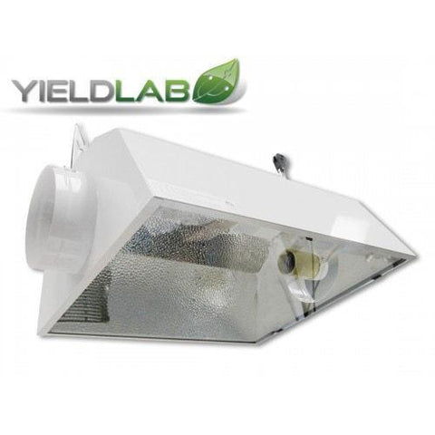 Yield Lab Air Cooled Hood Reflector for HID Grow Lights