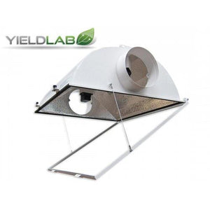 Yield Lab Double Ended Air Cool Hood HID Grow Light Reflector