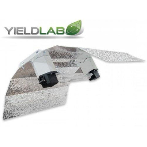 Image of Yield Lab Double Ended Wing HID Grow Light Reflector
