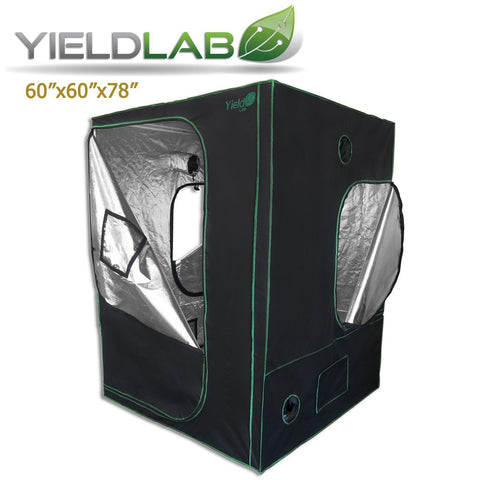 "Image of Yield Lab 60"" by 60"" by 78"" Reflective Grow Tent"