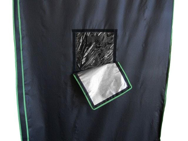 "Yield Lab 96"" by 48"" by 78"" Reflective Grow Tent"