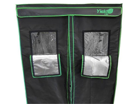 "Yield Lab 48"" by 24"" by 60"" Reflective Grow Tent"