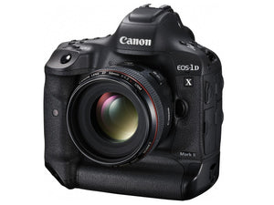 Canon EOS-1D X Mark II Announcement