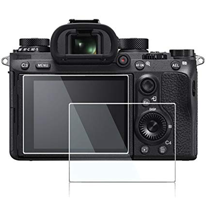 Sony A7III / A7II Tempered Glass Screen Protector
