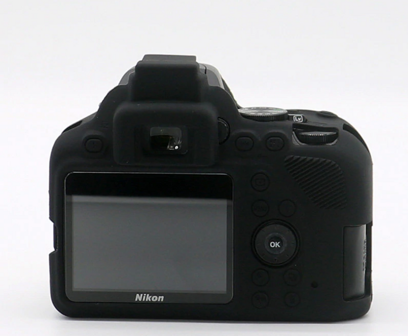 Nikon D3500  Armor Skin Case Body Cover Protector - Osiris & Co.