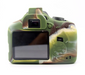 Canon EOS Rebel T6 /1300D/2000D/1500D/Kiss X80 Camera Body Armor Skin Case - Osiris & Co.