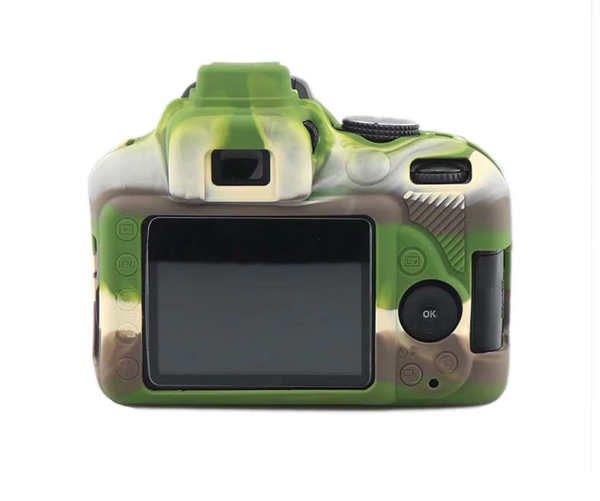 Preorder Nikon D3400  Armor Skin Case Body Cover Protector - Osiris & Co.