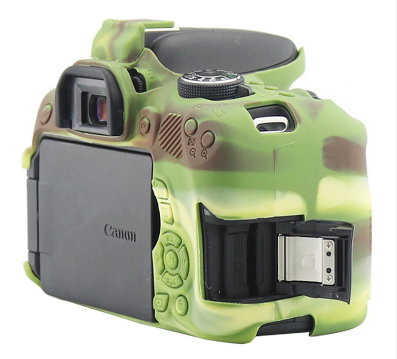 Canon EOS 750D Rebel T6i Camera Body Armor Skin Case - Osiris & Co.