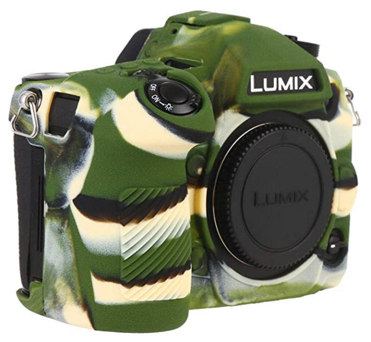 Lumix G9 Armor Skin Case Body Cover Protector