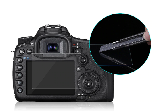Canon 5D IV Tempered Glass Screen Protector - Osiris & Co.