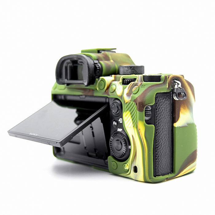 Sony Alpha A7III / A7rIII / A9 Camera Body Armor Skin - Osiris & Co.