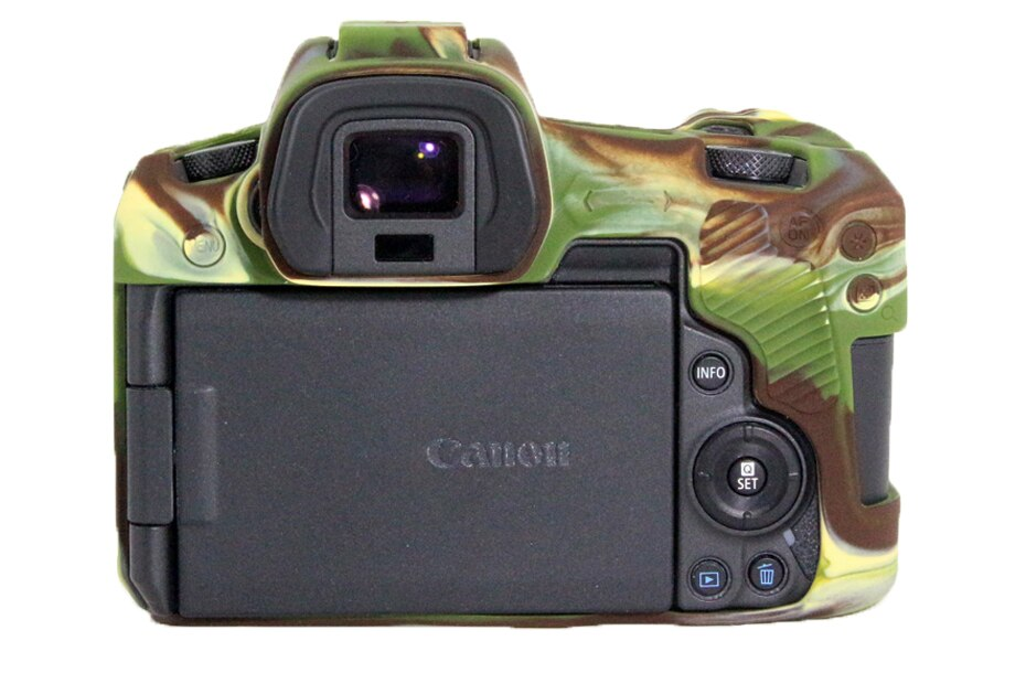 Canon EOS R Armor Skin Case Body Cover Protector - Osiris & Co.
