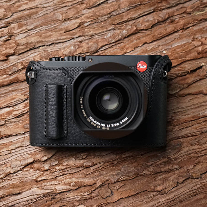 Leica Q Genuine Leather Camera Case - Osiris & Co.