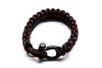 """Venom"" Bracelet Black Hardware - Osiris & Co."