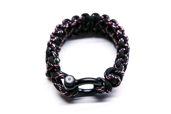 """XO"" Bracelet Black Hardware - Osiris & Co."