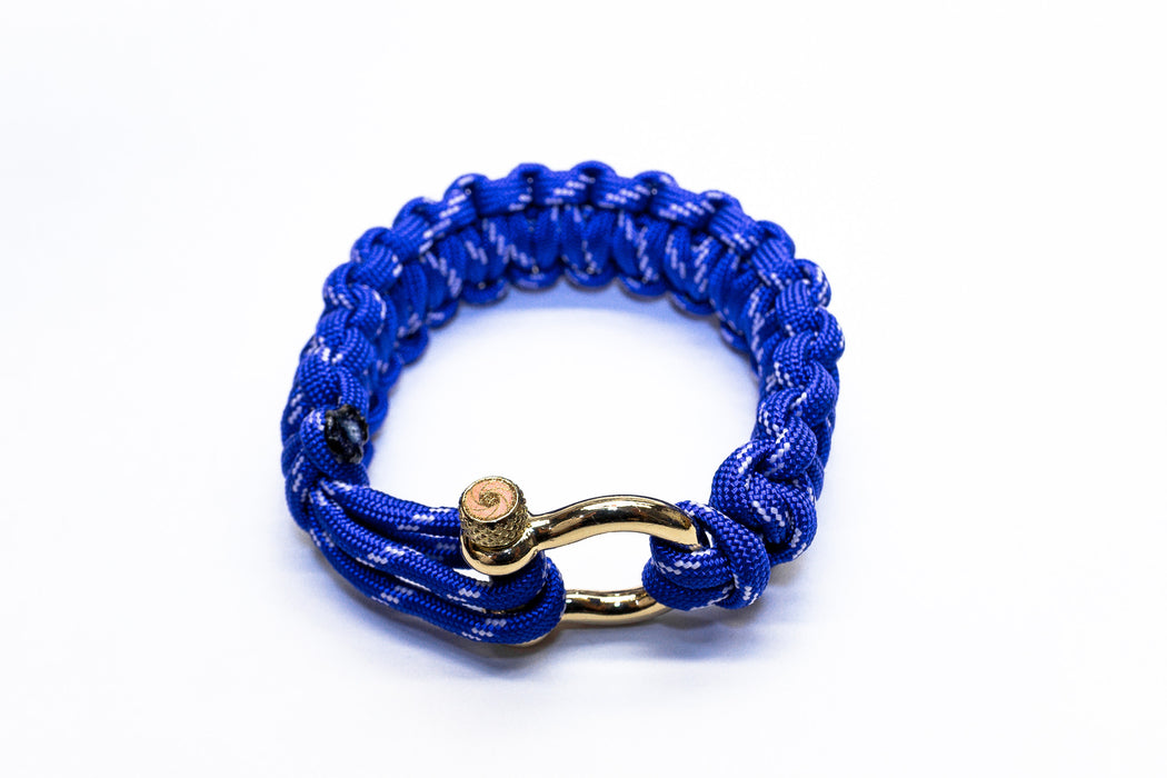 """Poseidon"" Bracelet Gold Hardware - Osiris & Co."