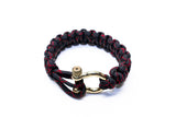 """Venom"" Osiris & Co. Bracelet Gold Hardware - Osiris & Co."