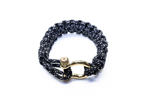 """007"" Bracelet Gold Hardware - Osiris & Co."