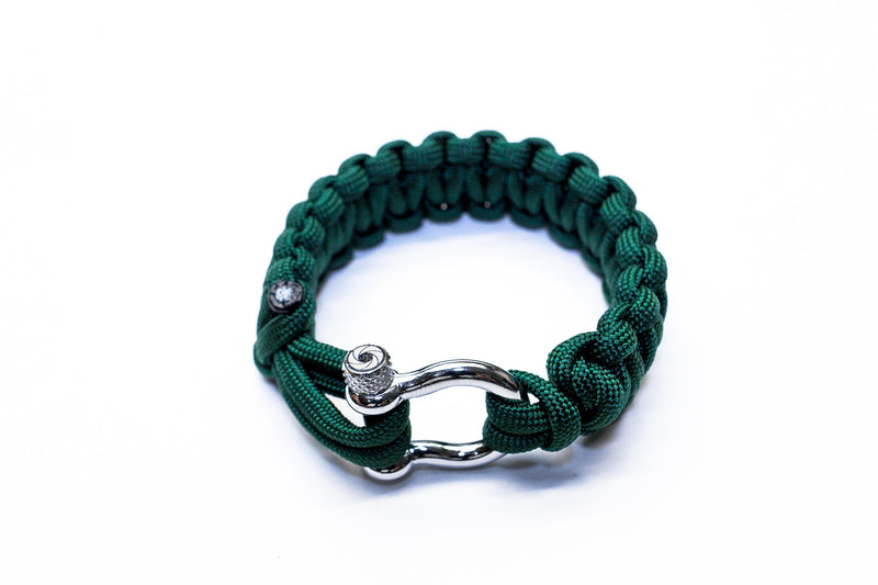 """Oz"" Bracelet Silver Hardware - Osiris & Co."