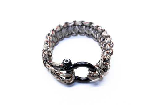 """Desert Fox"" Bracelet Black Hardware - Osiris & Co."