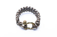 """Desert Fox"" Bracelet Gold Hardware - Osiris & Co."