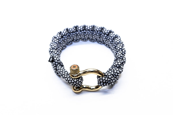 """Diamond"" Bracelet Gold Hardware - Osiris & Co."