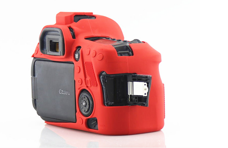 Canon EOS 6D Mark II Camera Body Armor Skin Case - Osiris & Co.