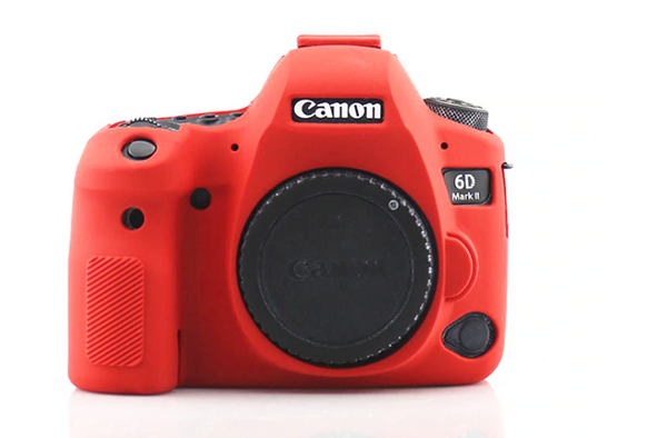 Canon EOS 6D Mark II Camera Body Armor Skin Case