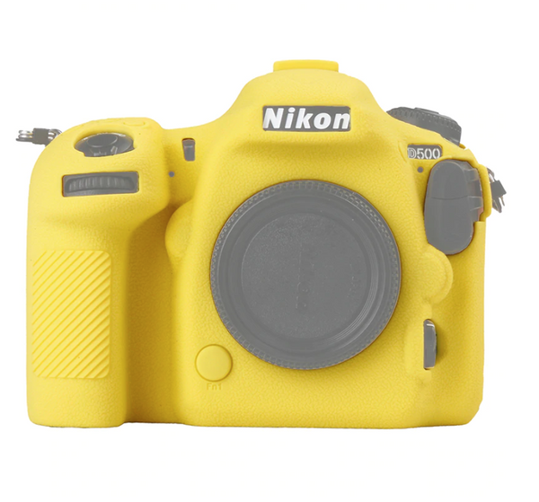 Nikon D500 Armor Skin Case Body Cover Protector - Osiris & Co.