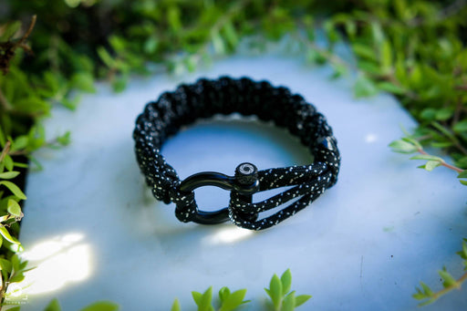 """007"" Bracelet w/ Black Hardware - Osiris & Co."